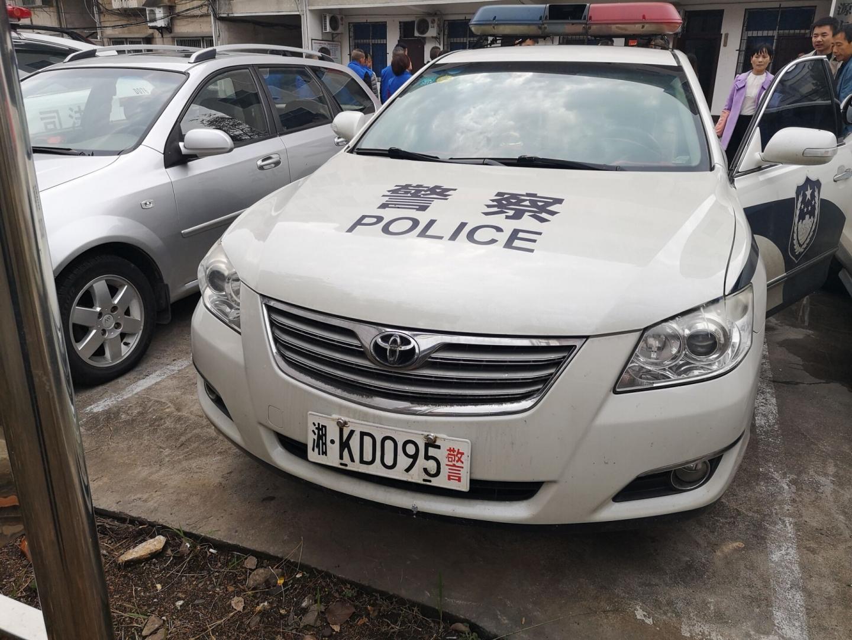 湘KD095警